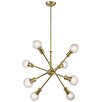 Corrigan Studio Peoria 8 Light Chandelier