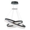 Langley Street Saturn 2 Tier Pendant