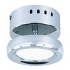 Langley Street Timbale 1 Light LED Ceiling/Wall