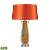 "Langley Street Modena Free 26"" H Table Lamp with Drum Shade"