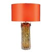 "Langley Street Ferrara Free 25"" H Table Lamp with Drum Shade"