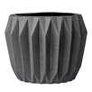 Amare Fluted Ceramic Pot Planter - Langley Street Planters