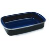BK Cookware BV Bräter Fortalit aus Emaille in Blau