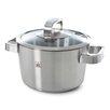 BK Cookware Conical Glas 1.7L Soup Pot with Lid