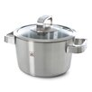 BK Cookware Conical Glas Soup Pot with Lid