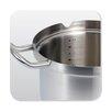BK Cookware Q-Linair Master 3-Piece Cooking Pot Set