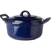 BK Cookware Cuisson 1.4L Cast Iron Round Casserole