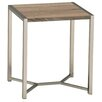 !nspire Reclaimed Look End Table