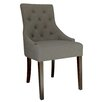 !nspire Set Of 2 Linen Fabric Accent Chair With Stud Detail (Set of 2)