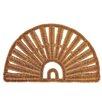 Rileys PVT Limited Demi Lune Scraper Doormat