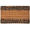 Rileys PVT Limited Exotica Zebra Doormat