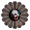 Scary Clown Wind Spinner - Next Innovations Garden Statues and Outdoor Accents