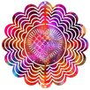 Rainbow Love Wind Spinner - East Urban Home Garden Statues and Outdoor Accents