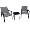 Apollo Galveston 3 Piece Dining Set