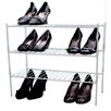 Panacea Extra Large 3 Shelf Shoe Rack