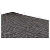 GAN RUGS Hand Knotted Dragonfly Brown Abstract Area Rug
