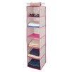 Closet Candie 6-Shelf Hanging Organizer
