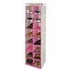Closet Candie 16-Pocket Shoe Organizer