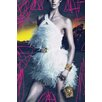 Fluorescent Palace Safari Disco Club Photographic Print on Canvas