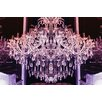 Fluorescent Palace Leinwandbild Goddess Glamour Reverse, Grafikdruck