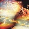 Fluorescent Palace Leinwandbild Holding Heaven,Grafikdruck