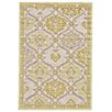 Lark Manor Rousseau Gray/Citrine Area Rug