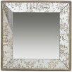 Lark Manor Tray Square Wall Mirror