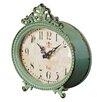 "Lark Manor 6.25"" Mantel Clock"