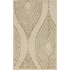 Lark Manor Talence Hand-Tufted Sand/Brown Area Rug