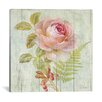 Lark Manor Natural Flora I Painting Print on Wrapped Canvas