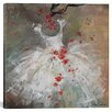 Lark Manor Rouge I Painting Print on Wrapped Canvas
