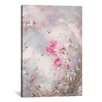 Lark Manor Petals Painting Print on Wrapped Canvas