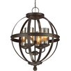 Lark Manor Haute-Marne 4 Light Chandelier
