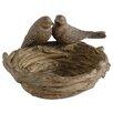 Pearman Decorative Bird Tray Feeder - Lark Manor Bird Feeders
