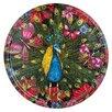 Nadja Wedin Design Serviertablett Peacock