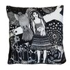 Nadja Wedin Design Kissenhülle The Girl and the Fox