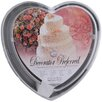 Wilton 4 Piece Heart Cake Pan Set