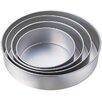 Wilton 4 Piece Round Pan Set