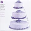Wilton 3 Tier Floating Cake Stand