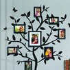 Philip Whitney 8 Piece Tree Walldecal Picture Frame Set