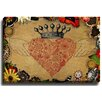 Bashian Home The Claddagh by Jenndalyn Graphic Art on Canvas