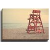 Bashian Home Summer Nights by Bomobob Photographic Print on Canvas