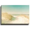 Bashian Home Threshold by Bomobob Photographic Print on Wrapped Canvas
