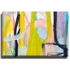 Bashian Home Summer House by Jenny Andrews Anderson Painting Print on Gallery Wrapped Canvas
