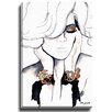 Bashian Home Smokey Eye by Kelsey McNatt Painting Print on Wrapped Canvas