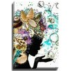 Bashian Home Sea Child by Jenndalyn Graphic Art on Gallery Wrapped Canvas