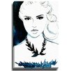 Bashian Home Behind The Blue byKelsey McNatt Painting Print on Canvas