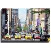 Bashian Home 'NYC on The Go' byAnita Huber Photographic Print on Canvas