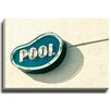 Bashian Home Pool by Bomobob Photographic Print on Canvas