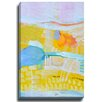 Bashian Home Fertile Bed by Jenny Andrews Anderson Painting Print on Canvas